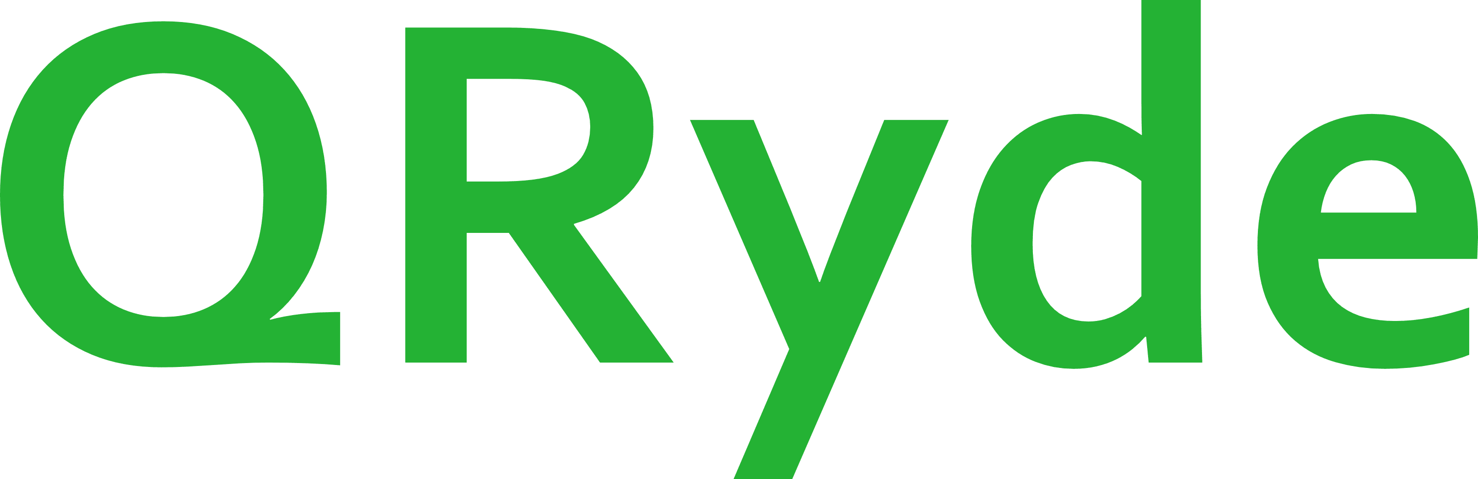 QRyde Transportation Software