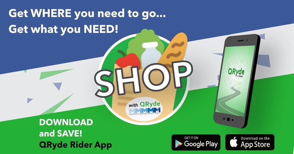 MART Partners with QRyde to Provide Free Rides