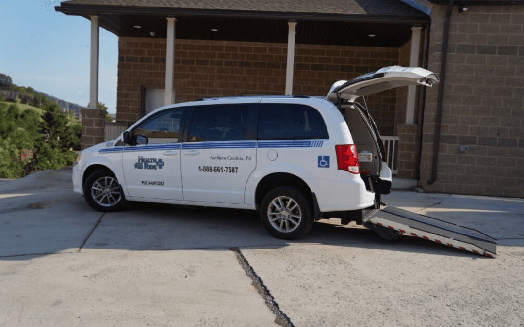 Penn Highlands Healthcare Provides Affordable Rides in Rural Pennsylvania Through QRyde